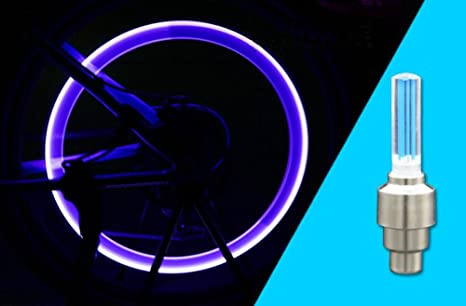 OOFAY LIGHT 4 Modos De Color LED Luz Solar Parpadeante Luz del Neumático Luz De La