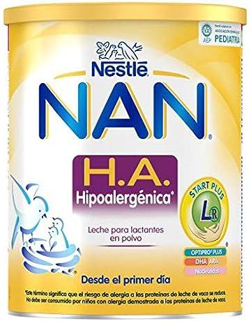 NAN H.A. Hipoalergénica - Leche para lactantes en polvo - Fórmula para bebé - Desde el
