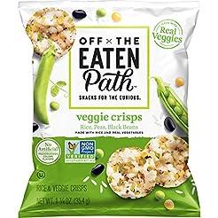 Off The Eaten Path Mosaic Veggie Crisps,...