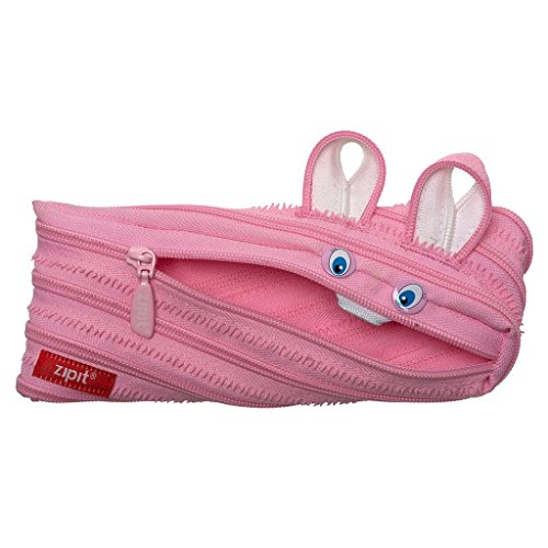 ZIPIT Animals Pencil Case, Bunny
