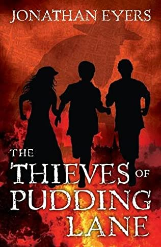 book cover of The Thieves of Pudding Lane