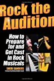 Rock the Audition, Sheri Sanders, 1423499433