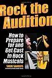 Rock the Audition, Sheri Sanders, 1423499433