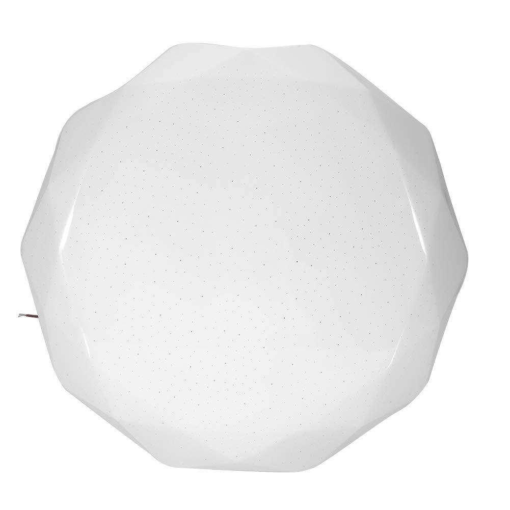 Amazon.com: Lámpara de techo Huakii de 48 W con WiFi ...