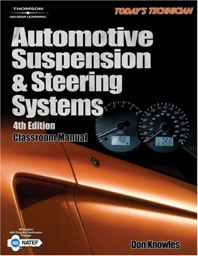 Automotive Suspension & Steering Systems (2 - And Cars Suspension Steering