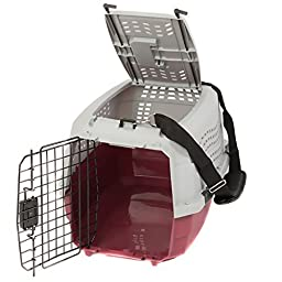 Favorite Airline Approved Travel Pet Carrier, Red