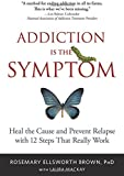 img - for Addiction Is the Symptom: Heal the Cause and Prevent Relapse with 12 Steps That Really Work book / textbook / text book