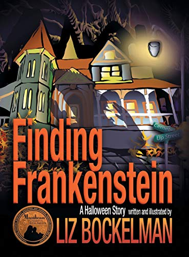Finding Frankenstein: A Halloween Story (American Holiday) -