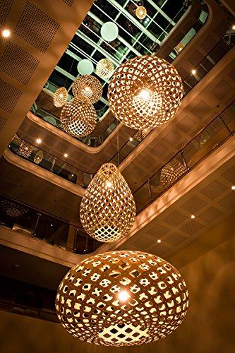 Coral Leuchte - moderne LED Designer Hängeleuchte ...