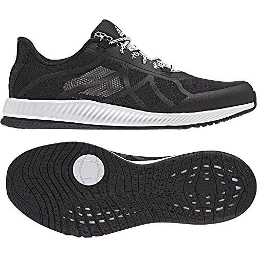 Adidas Gymbreaker B, Scarpe da Ginnastica Donna, Nero (Negbas/Ftwbla/Negbas), 36 EU