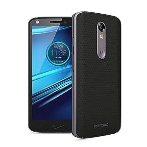 Motorola Droid Turbo2 32GB, Soft Black (Certified Refurbished)