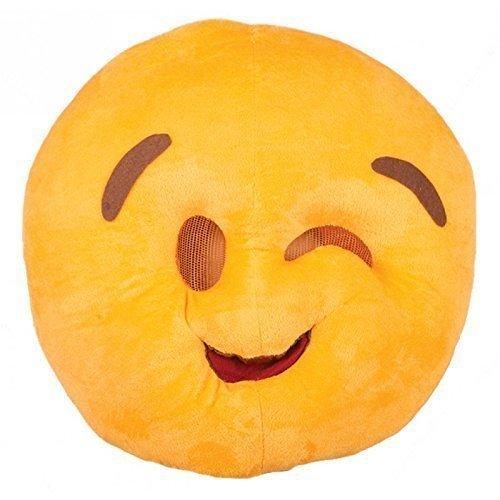 Máscara Emoji zwinkernd / Smiley MÁSCARA COMPLETA felpa/ Máscara ...