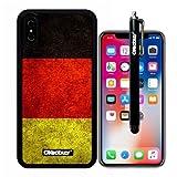 iphone X Case%2C German Flag Case%2C OkS