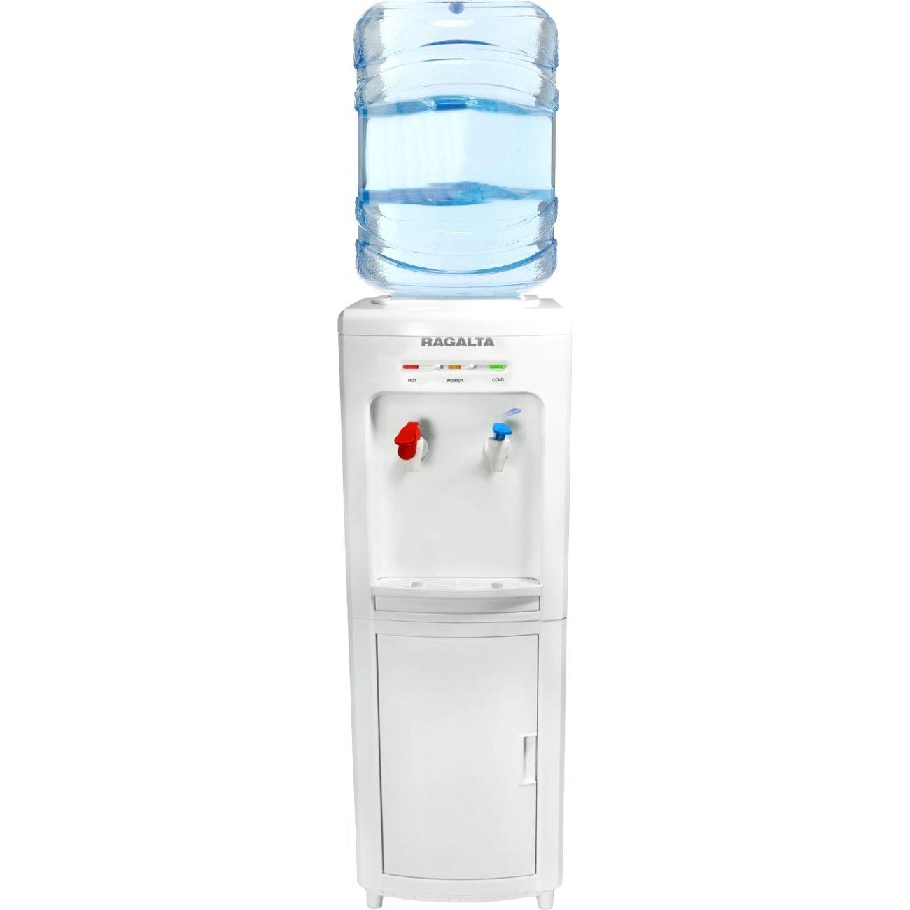 Ragalta RWC-195 Color blanco - Dispensador de agua (286 x 267 x ...