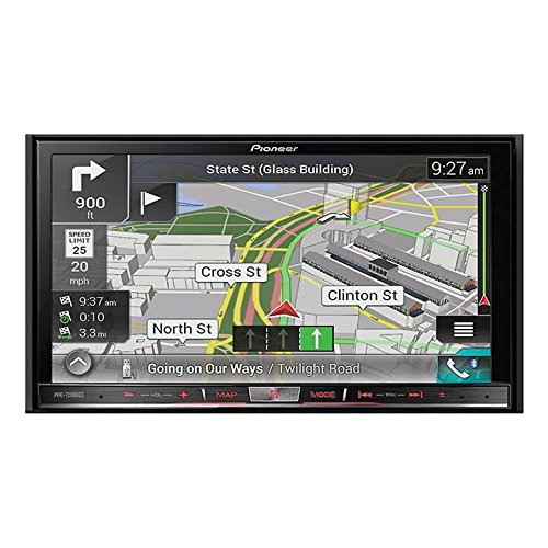 Pioneer Avic 7200Nex In Dash Double Din 7  Touchscreen Dvd Navigation Receiver