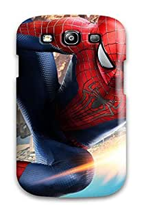 CaseyKBrown Perfect Tpu Case For Galaxy S3/ Anti-scratch Protector Case (the Amazing Spider Man 2 New)