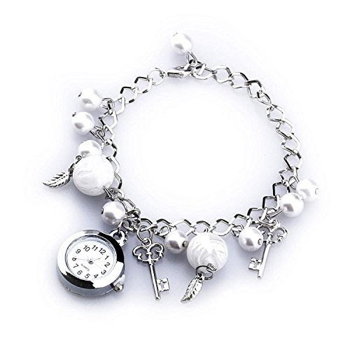 buyeonline-women-imitation-pearl-quartz-round-dial-bracelet-pendants-wrist-watch