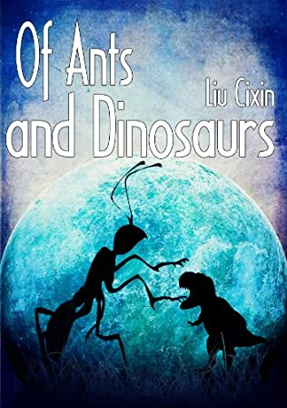 book cover of Of Ants and Dinosaurs