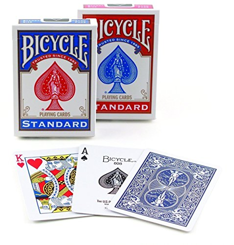 New Releases Bicycle Poker Size Standard Index Playing Cards