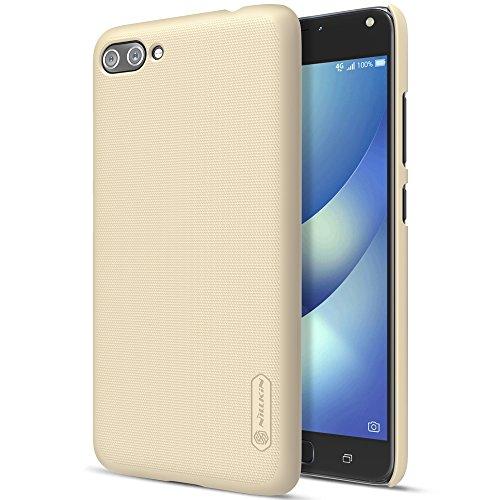 Capa Protetora para Zenfone 4 Max ZC554KL (5.5 Pol), NILLKIN Super Frosted [Rígida][Fosca][Fina] , Asus Zenfone 4 Max - 5.5