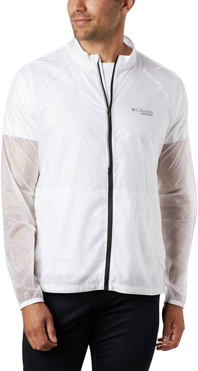 Columbia Mens FKT Windbreaker Jacket