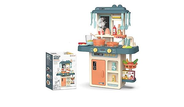 Cocinita de juguete con accesorios de Madera Ampliación de ...