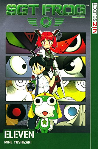 Sgt Frog Graphic Novel - Sgt. Frog, Vol. 11: Mobile Suit Keroro