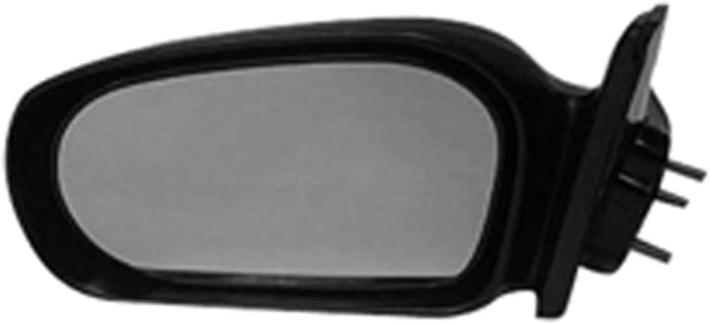 Fit System 70562T Toyota Tercel Driver Side Replacement OE Style Manual Mirror