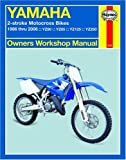 By Alan Ahlstrand Haynes Yamaha 2-Stroke Motocross Bikes: 1986 thru 2006 YZ80, YZ85, YZ125, YZ250 (Owners' Workshop Ma (1st Edition)