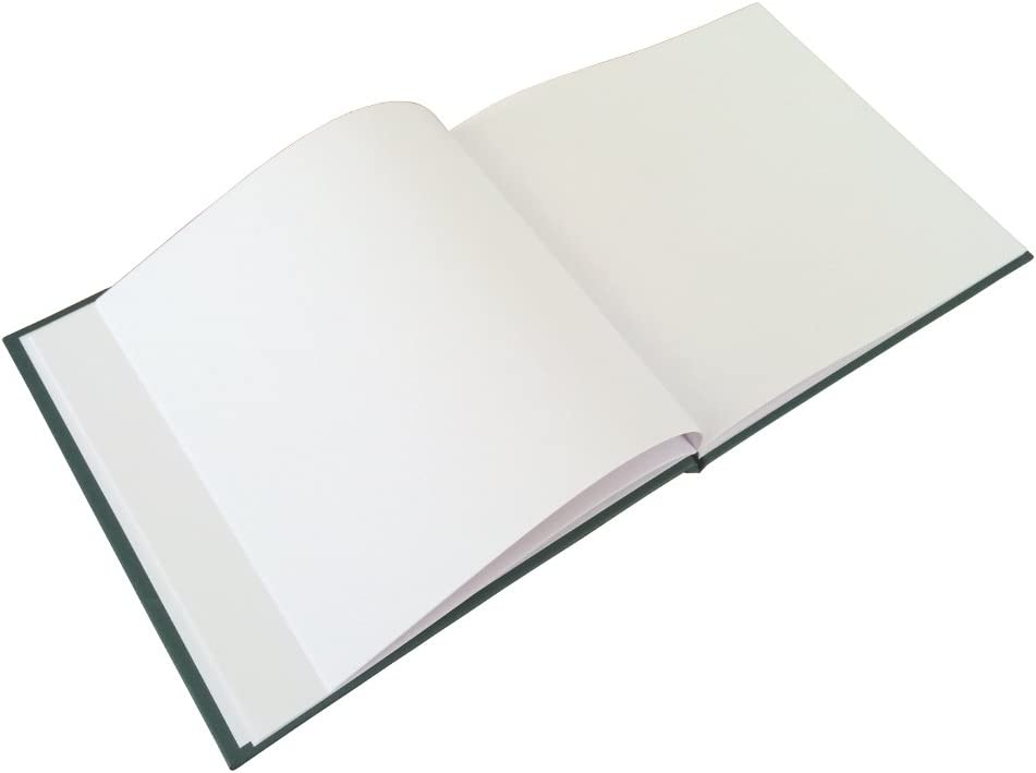 /ldtgan g/ästebuch Nero 120P alta qualit/à/