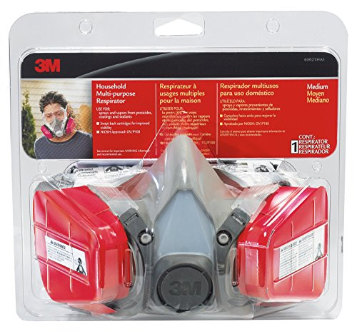 3M 65021HA1-C Household Multi Purpose Respira .
