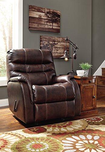 Product DescriptionUSA Ashley Furniture Signature Design   Laflorn Chairside End  . Ashley Furniture Laflorn Chairside End Table. Home Design Ideas