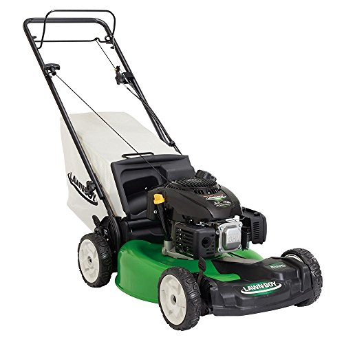Lawn-Boy 17739, 21 in. Variable Speed All-Wheel Drive Gas Self Propelled Mower Review