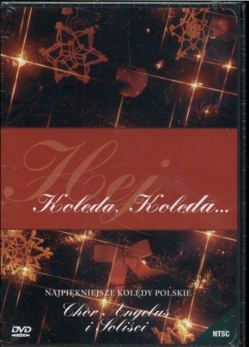 Angelus Koleda, Koleda... Najpiekniejsze Koledy Polskie Chor Angelus i Solisci - Polish Christmas Carols Recorded at St. Josaphat's Church Bayside, NY on Jan 6 2004 (Bayside Christmas)