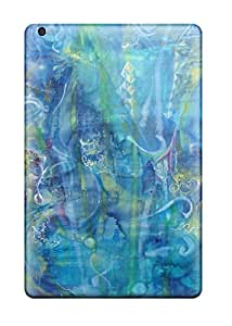 Hot 3536043I70535739 Premium abstract Painting Case For Ipad Mini- Eco-friendly Packaging