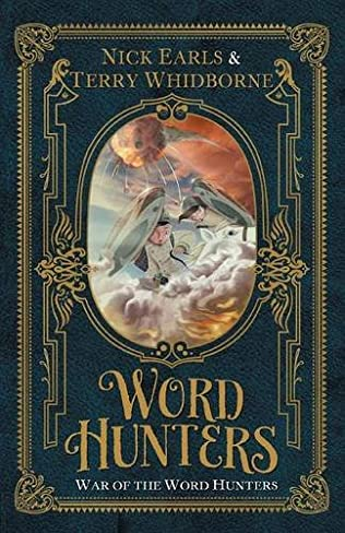 book cover of War of the Wordhunters