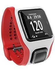 TomTom Multi-Sport Cardio GPS Watch (White)