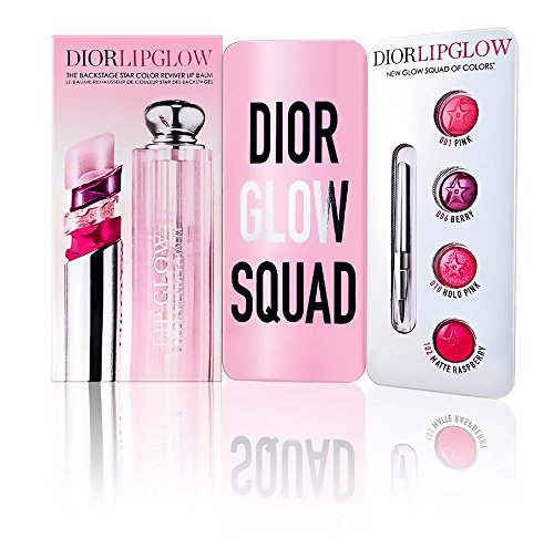 Dior 2018 Addict Lip Glow Lip Balm Sampler Card (Brush Dior Lip)