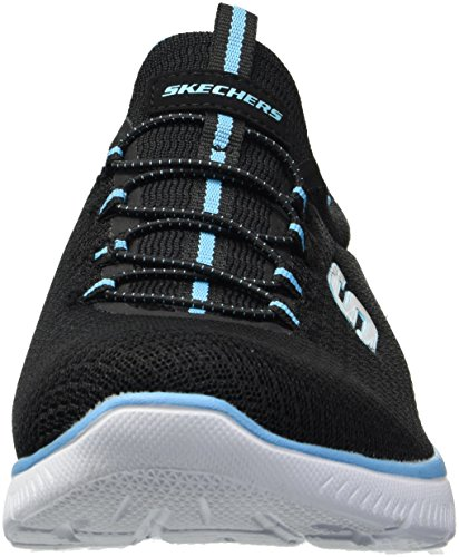 Break GYLP Skechers Sneaker Grau Türkis Slipper 12991 Dynamight Rosa Damen Schwarz Through tBtO7wq