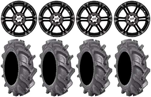 Ss212 Tire Wheel Kit - Bundle - 9 Items: ITP SS212 14