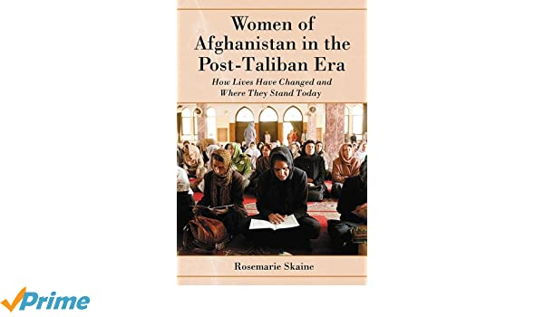 Amazon.com: Women of Afghanistan In The Post-Taliban Era: How ...
