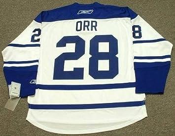 COLTON ORR Toronto Maple Leafs REEBOK RBK Premier Home NHL Hockey Jersey a1620967d0e