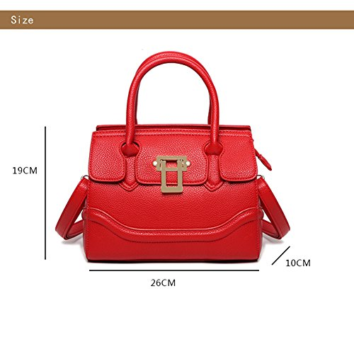 Black Messenger Travel Spring Shopping And Bag Bag Bag New 2018 Red Shoulder Summer 4q7C7g