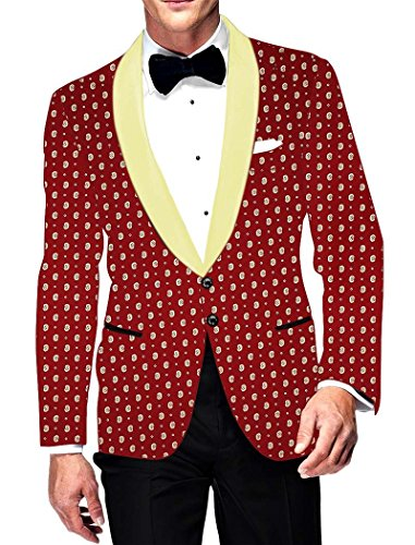 Inmonarch Red Inmonarch Uomo Blazer Blazer wqUTCwz