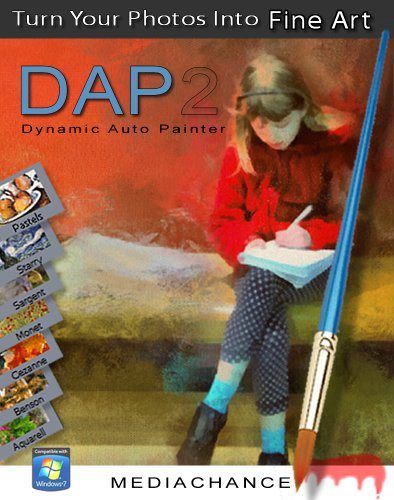 Dynamic Auto Painter [Download] by Mediachance