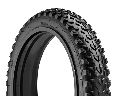 Mongoose MG78456-2 Fat Tire, 20 x - Tire Fold Bike