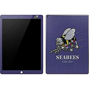 US Navy iPad Pro Skin - Seabees Can Do Vinyl Decal Skin For Your iPad Pro from Skinit