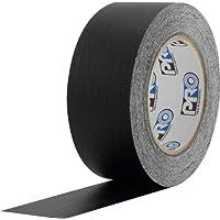 "Cinta adhesiva de papel crepé de color ProTapes, 60 m de largo x 1 ""de ancho, negro (paquete de 1)"