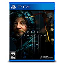 PS4 DEATH STRANDING_LAT - Standard Edition - PlayStation 4
