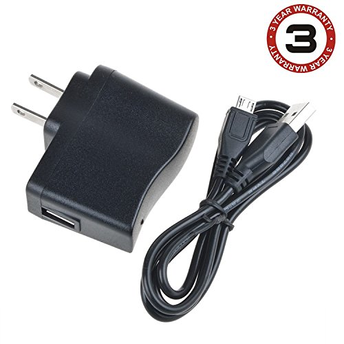 SLLEA AC/DC Adapter for Google Chromecast HDMi Streaming Media Player by SLLEA